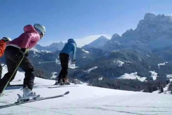 Ski Civetta, Fun and snow